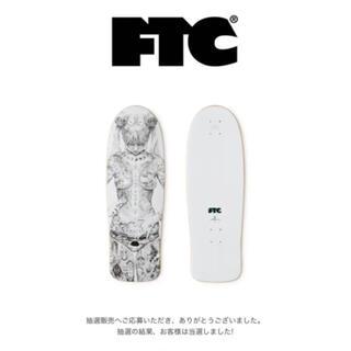"""エフティーシー(FTC)のFTC x SHOHEI OTOMO """"HEISEI MARY"""" DECK(スケートボード)"""