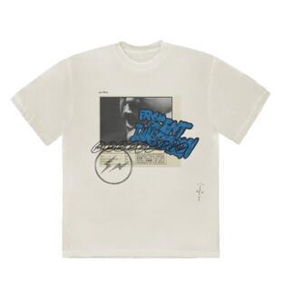 フラグメント(FRAGMENT)のCACTUS JACK FRAGMENT Travis Scott Tシャツ(Tシャツ/カットソー(半袖/袖なし))