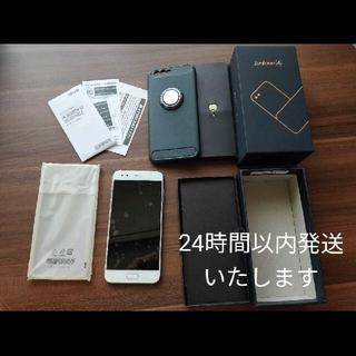 ASUS - ASUS  ZenFone4 ZE554KL-BK64S6 64GB Simフリ