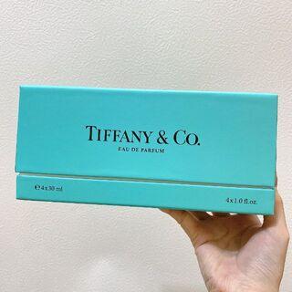 ティファニー(Tiffany & Co.)のティファニー 香水4本セット 各30ml×4(香水(女性用))