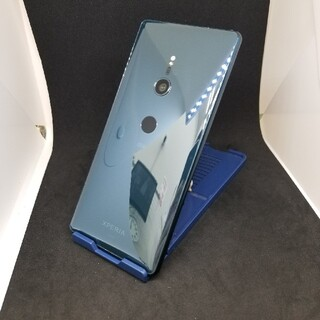 ソニー(SONY)の405 au SIMロック解除済 SOV37 Xperia XZ2(スマートフォン本体)