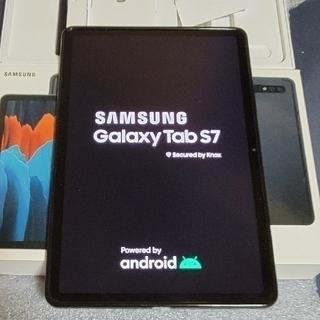 ギャラクシー(Galaxy)のgalaxy tab s7(タブレット)