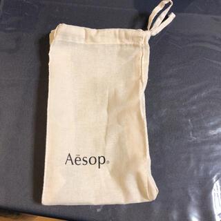 イソップ(Aesop)のイソップ巾着小(ショップ袋)