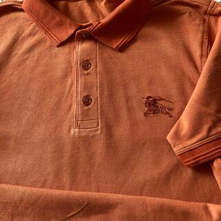 BURBERRY - バーバリーポロシャツMサイズ
