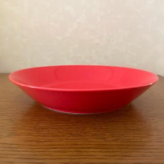 タチキチ(たち吉)の京都 たち吉謹製 あいあいカレー皿 真朱 カレー深皿 2枚(食器)