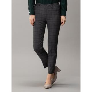 スーツカンパニー(THE SUIT COMPANY)のパーフェクトスーツファクトリー チェック デーパードパンツ(スーツ)