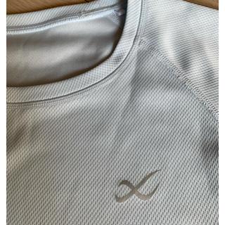 CW-X - CW-X  ウィメンズ 半袖Tシャツ ライトブルー