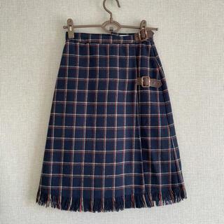 ダズリン(dazzlin)の膝丈スカート(ひざ丈スカート)