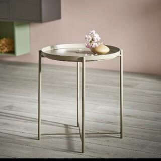 IKEA - イケア IEA トレイテーブル GLADOM グラドム