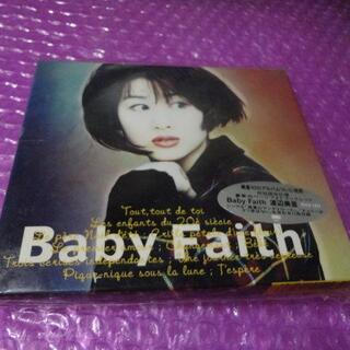 Baby Faith 初回 渡辺美里⇒送料無料(ポップス/ロック(邦楽))