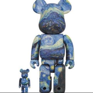 BE@RBRICK Van Gogh The Starry Night(その他)