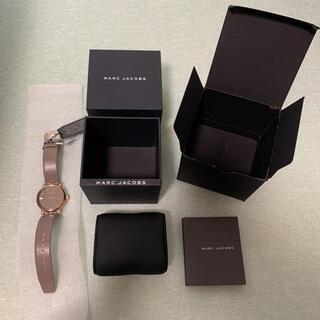 マークジェイコブス(MARC JACOBS)の☆美品☆MARC JACOBS 腕時計(腕時計)