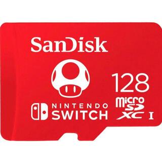 サンディスク(SanDisk)の任天堂 スイッチ 推奨  マイクロsdカード 128GB サンディスク(その他)