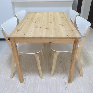 IKEA - 【IKEA】インゴー ノールドミーラ ダイニング テーブル チェア  セット
