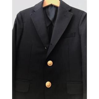 シップスキッズ(SHIPS KIDS)の極美品⭐️シップス 紺ブレ ネイビー テーラードジャケット 120(ドレス/フォーマル)