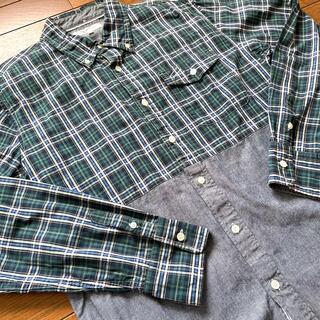 トミー(TOMMY)のTOMMY チェックシャツ(シャツ)