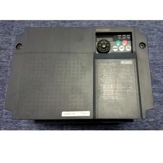 ミツビシデンキ(三菱電機)の三菱電機インバータ FR-D720-5.5K (その他)