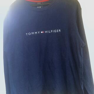 トミーヒルフィガー(TOMMY HILFIGER)のTommy Hilfigerトミー ヒルフィガーロンTシャツ(Tシャツ/カットソー(七分/長袖))