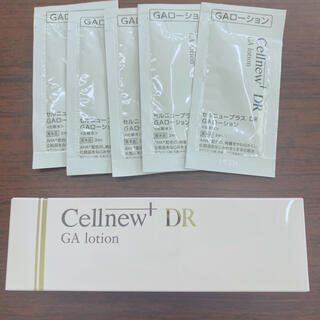 ノブ(NOV)のセルニュープラスDR GAローションと試供品のセット(化粧水/ローション)
