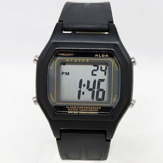 ALBA - 美品 SEIKO セイコー ALBA アルバ W136-4A00 時計