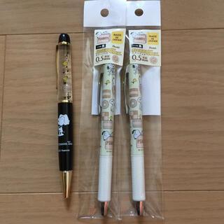 サンリオ - スヌーピー  ボールペン と ゲルインキボールペン  新品