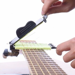 ギター・ベース用 ストリングス スクラバー(エレキギター)