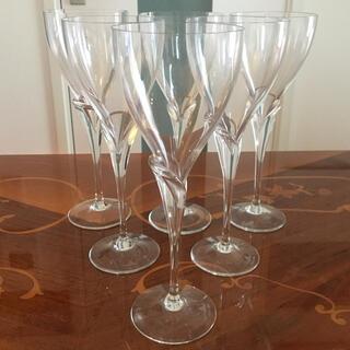 ローゼンタール(Rosenthal)のワイングラス ローゼンタール 6客(グラス/カップ)