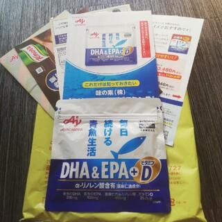 味の素 DHA&EPA 120粒(その他)