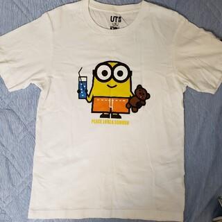 UNIQLO - ユニクロ Tシャツ メンズXS ミニオン ボブ ティム UT ホワイト