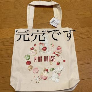 ピンクハウス(PINK HOUSE)のピンクハウス♡シュガーラビットトートバック定価14,300円(トートバッグ)