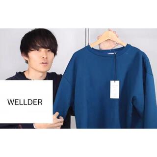 SUNSEA - wellder スウェット