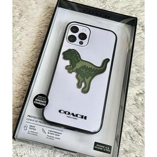 コーチ(COACH)の新品✳︎coach iPhone12.12proクリアケース レキシー(iPhoneケース)