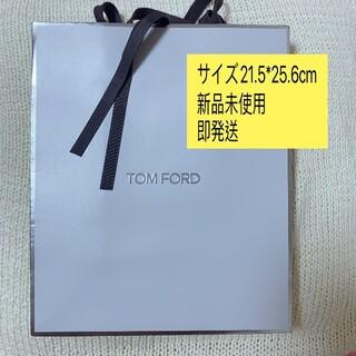 トムフォード(TOM FORD)のTom Ford トムフォード ショッパー ショップ袋 プレゼント用(ショップ袋)