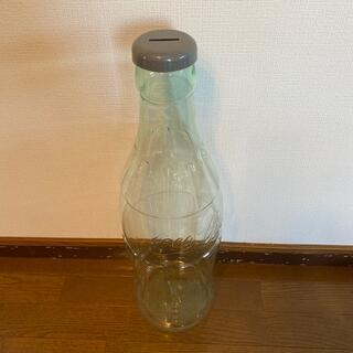 コカコーラ(コカ・コーラ)のコカコーラ ビッグボトル 貯金箱(日用品/生活雑貨)
