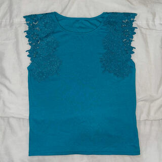 ヴィス(ViS)のトップス(Tシャツ(半袖/袖なし))