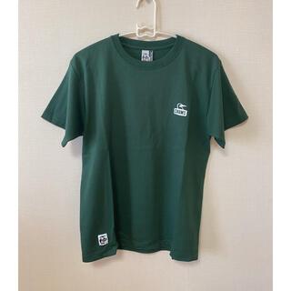 チャムス(CHUMS)のCHUMS×FREAK'S STORE/チャムス Tシャツ グリーン(Tシャツ/カットソー(半袖/袖なし))