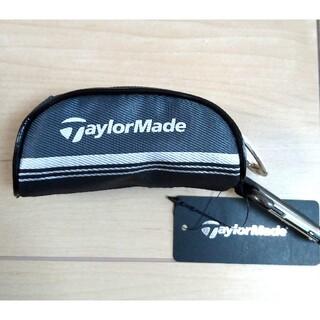 TaylorMade - 【新品】テーラーメイド ゴルフボールケース ネイビー/グレー