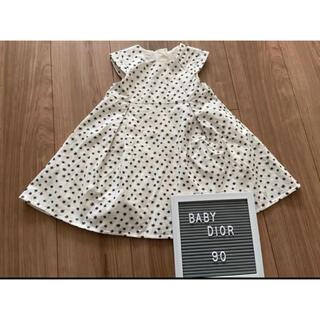 baby Dior - Baby Dior ワンピース ドレス 90