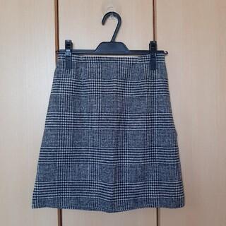 ナチュラルビューティーベーシック(NATURAL BEAUTY BASIC)のNATURAL BEAUTY BASIC スカート XSサイズ(ミニスカート)