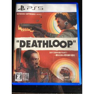 SONY - DEATHLOOP デスループ 初回限定コード未使用 PS5