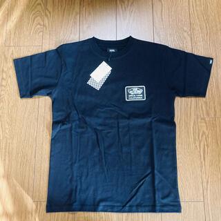 ヴァンズ(VANS)のvans off the wall Tシャツ S 黒(Tシャツ/カットソー(半袖/袖なし))