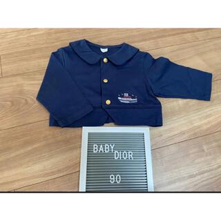 ベビーディオール(baby Dior)のBaby Dior ジャケット セーラー 90(ジャケット/上着)