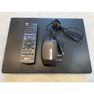 エルジーエレクトロニクス(LG Electronics)のLG BP250 Blu-ray/DVDプレーヤー 美品(ブルーレイプレイヤー)