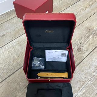 カルティエ(Cartier)のHikari様専用 購入申請あり サントス ドゥ カルティエ ウォッチ WSSA(腕時計(アナログ))