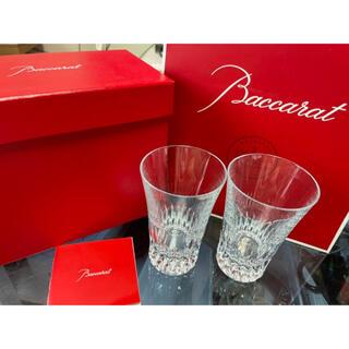 Baccarat - Baccarat バカラ ペアグラス セット 極美品