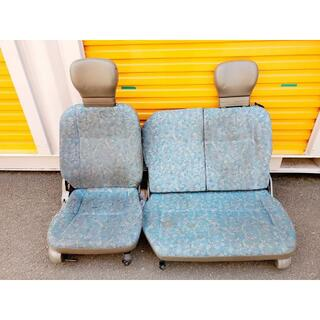 ミツビシ(三菱)の三菱 ふそう トラック シート NEWキャンター 標準 ベンチシート(トラック・バス用品)
