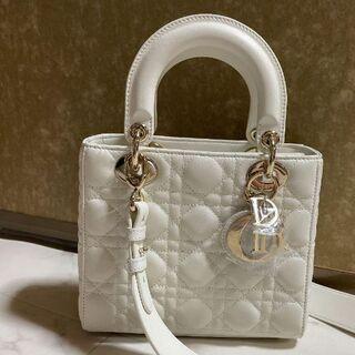 Christian Dior - クリスチャンディオール レディディオール バッグ 確実正規品