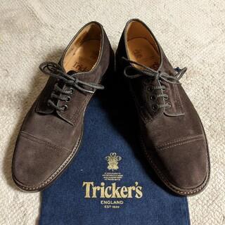 Trickers - trickers george  スエードシューズ uk7 comoli