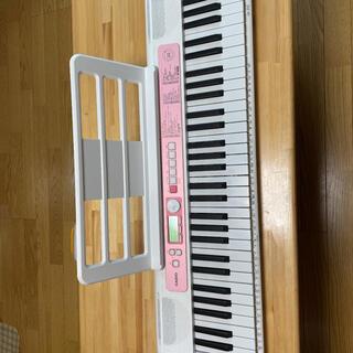 カシオ(CASIO)のCACIO LK312光ナビゲーションキーボード(キーボード/シンセサイザー)