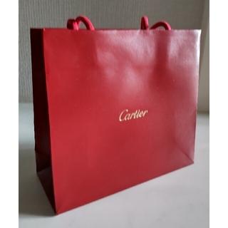 カルティエ(Cartier)のカルティエ Cartier ショッパー(ショップ袋)